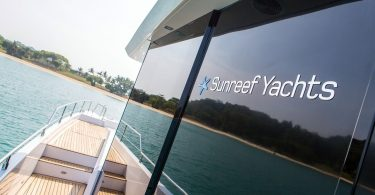 Sunreef Yachts Supreme 68 Sailing