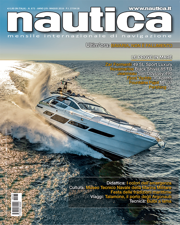 nautica copertina maggio 2018