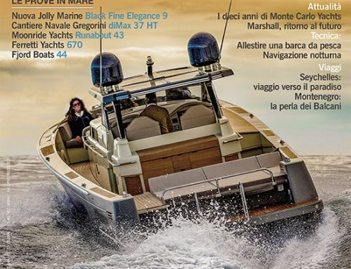 Nautica 677 di settembre 2018