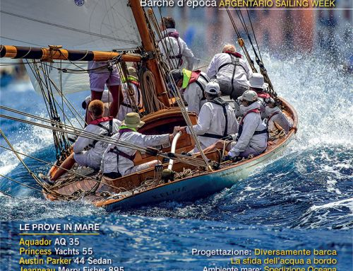 Nautica 676 di agosto 2018