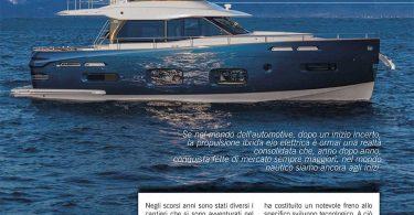 barche ibride ed elettriche nautica febbraio 2019