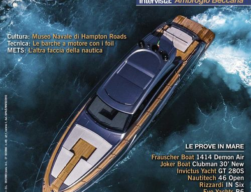 Nautica 693 Gennaio 2020