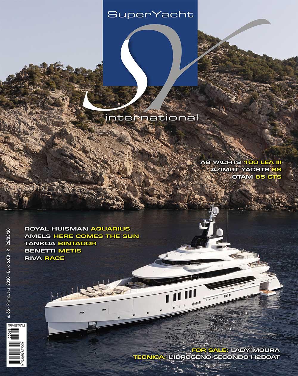 Superyacht 65 - copertina