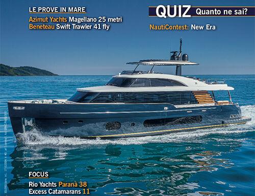 Arretrato Nautica 700 Agosto 2020