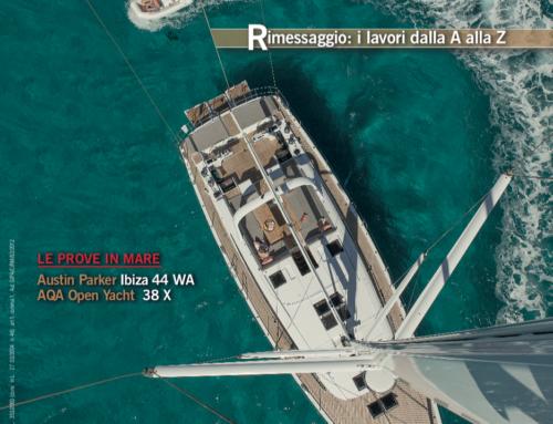 Arretrato Nautica 702 Ottobre 2020