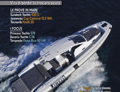Arretrato Nautica 712 Agosto 2021