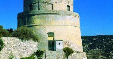 Cagliari, Torre dei Segnali o Torre di Calamosca