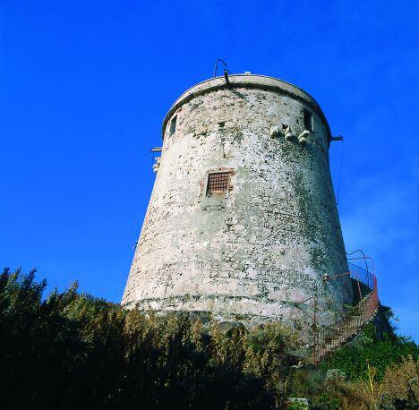 Pula, Torre Coltellazzo o Torre di Sant'Efisio