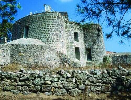 Carloforte, Torre di Carloforte o Forte San Vittorio