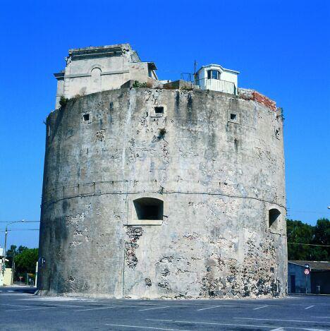 Oristano, Torre Grande