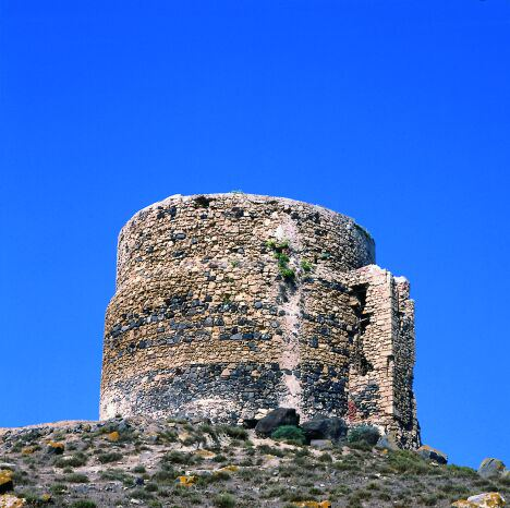 Cabras, Torre di San Giovanni