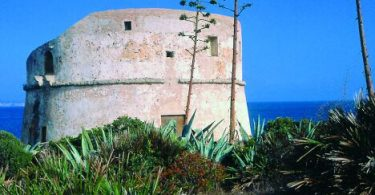 Alghero, Torre di Capo Galera