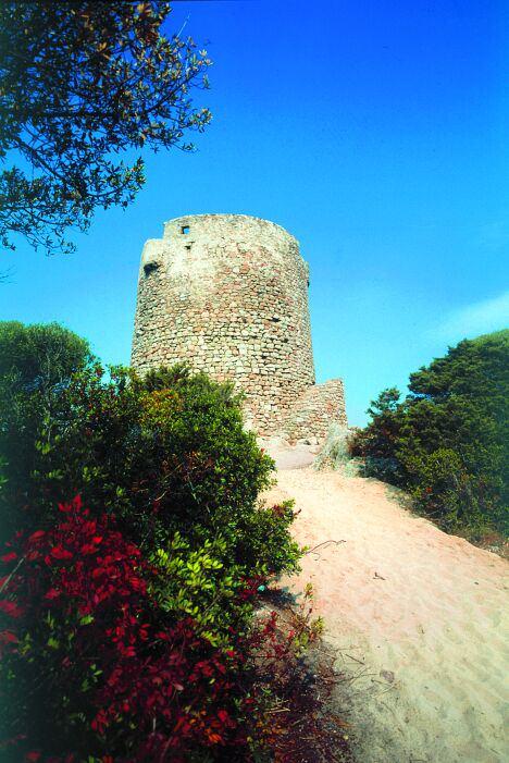 Aglientu, Torre di Vignola