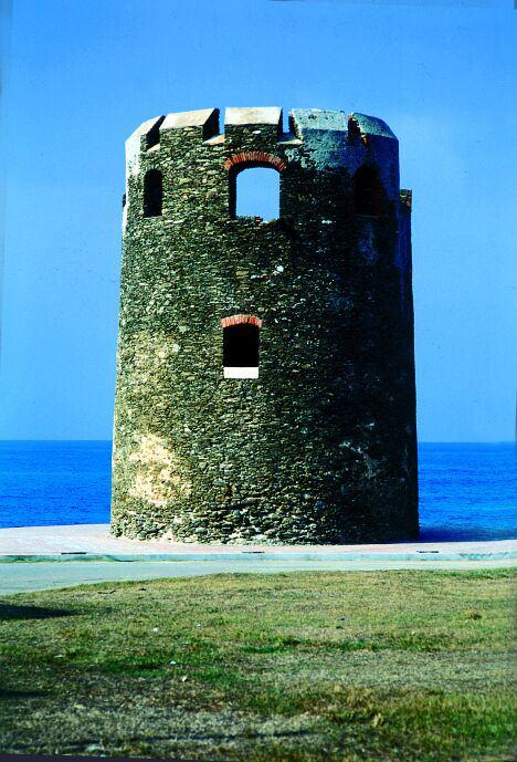 Siniscola, Torre di Santa Lucia