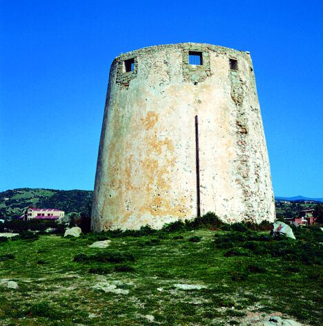 Barisardo, Torre di Barì