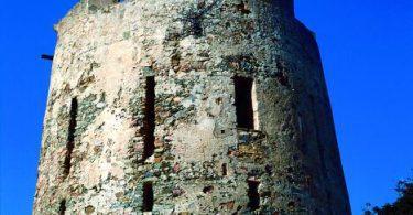 Tertenia, Torre di San Giovanni di Sarrala