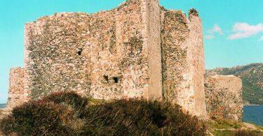 Villasimius, Torre della Fortezza Vecchia