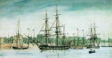 Darwin sul brigadino Beagle