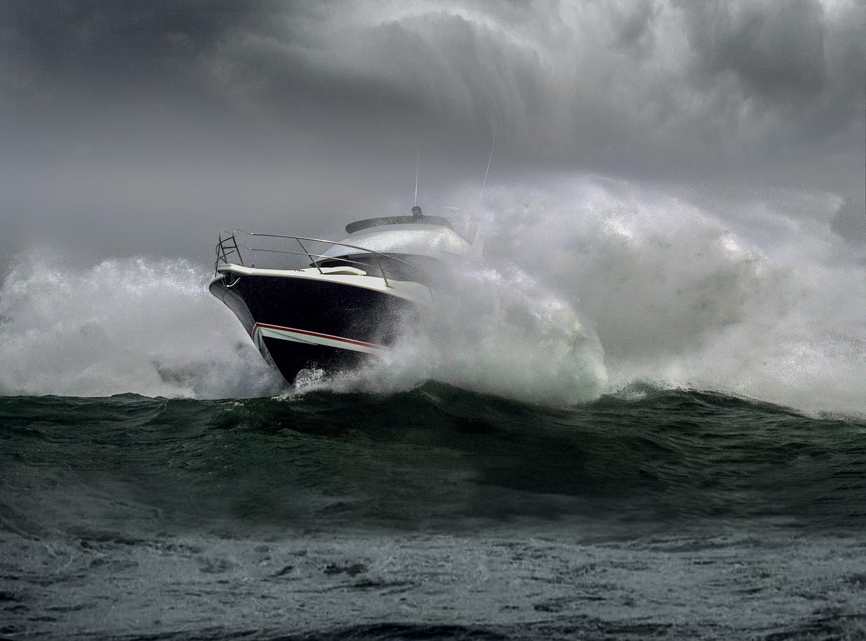 Scala Beaufort indicativa della forza del vento