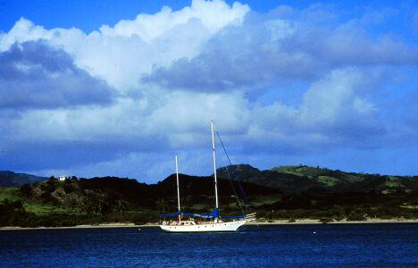 Caraibi, Antigua e Barbuda