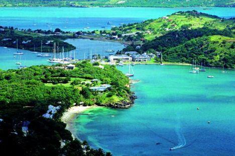 Caraibi, Antigua
