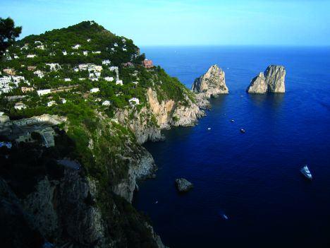 Golfo di Napoli - Capri