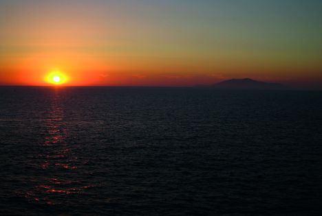 Golfo di Napoli - Ischia