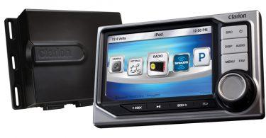 Clarion presenta l'autoradio digitale CM5S