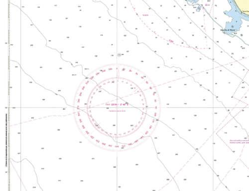 Carte nautiche, come leggere la carta nautica