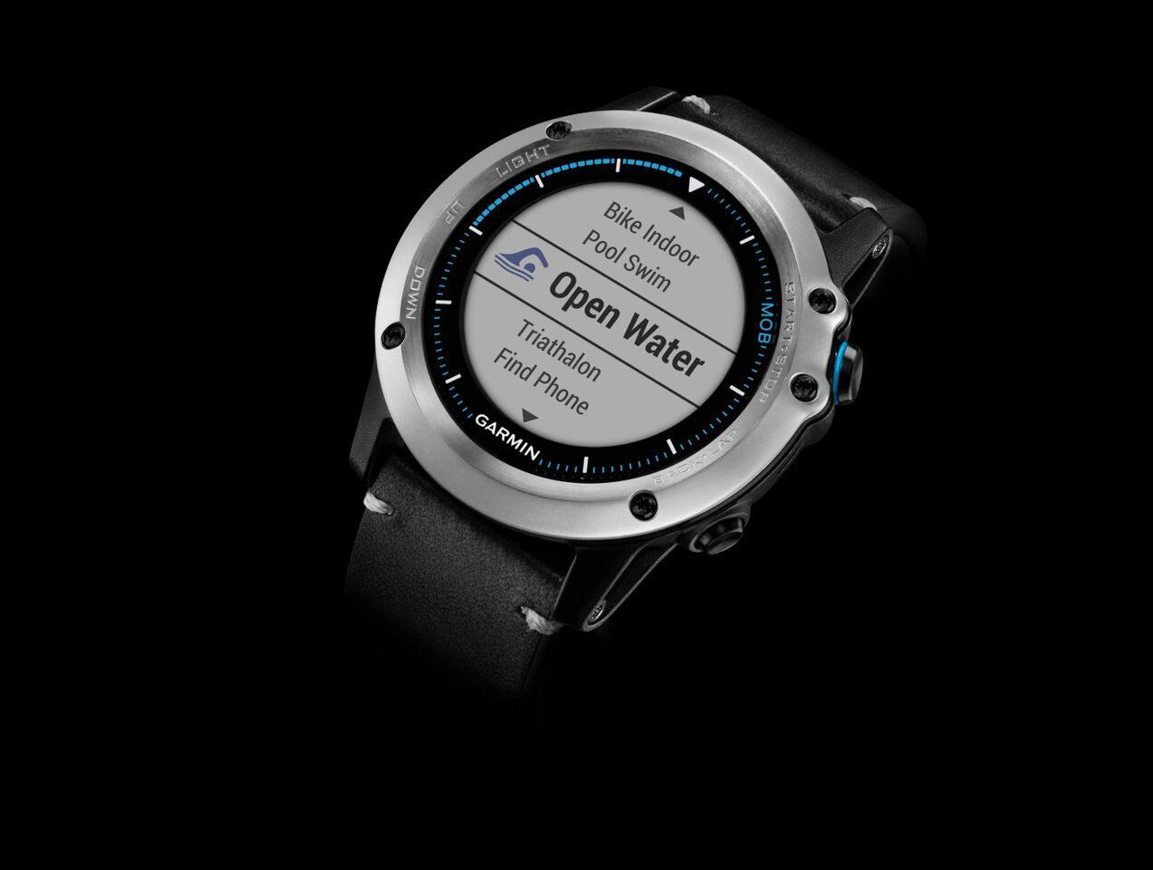 Smartwacht Garmin Quantix