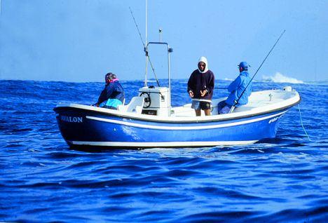 Il gozzo per la pesca for Barca a vapore per barche da pesca