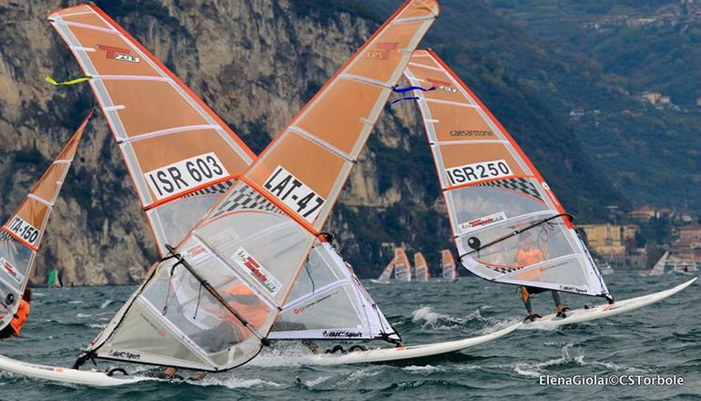 Torbole 293 Garda Trentino World Championship-DAY 3-