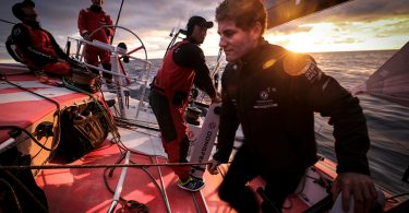 May 20, 2015. Leg 7 to Lisbon onboard Dongfeng Race Team. Day 03.