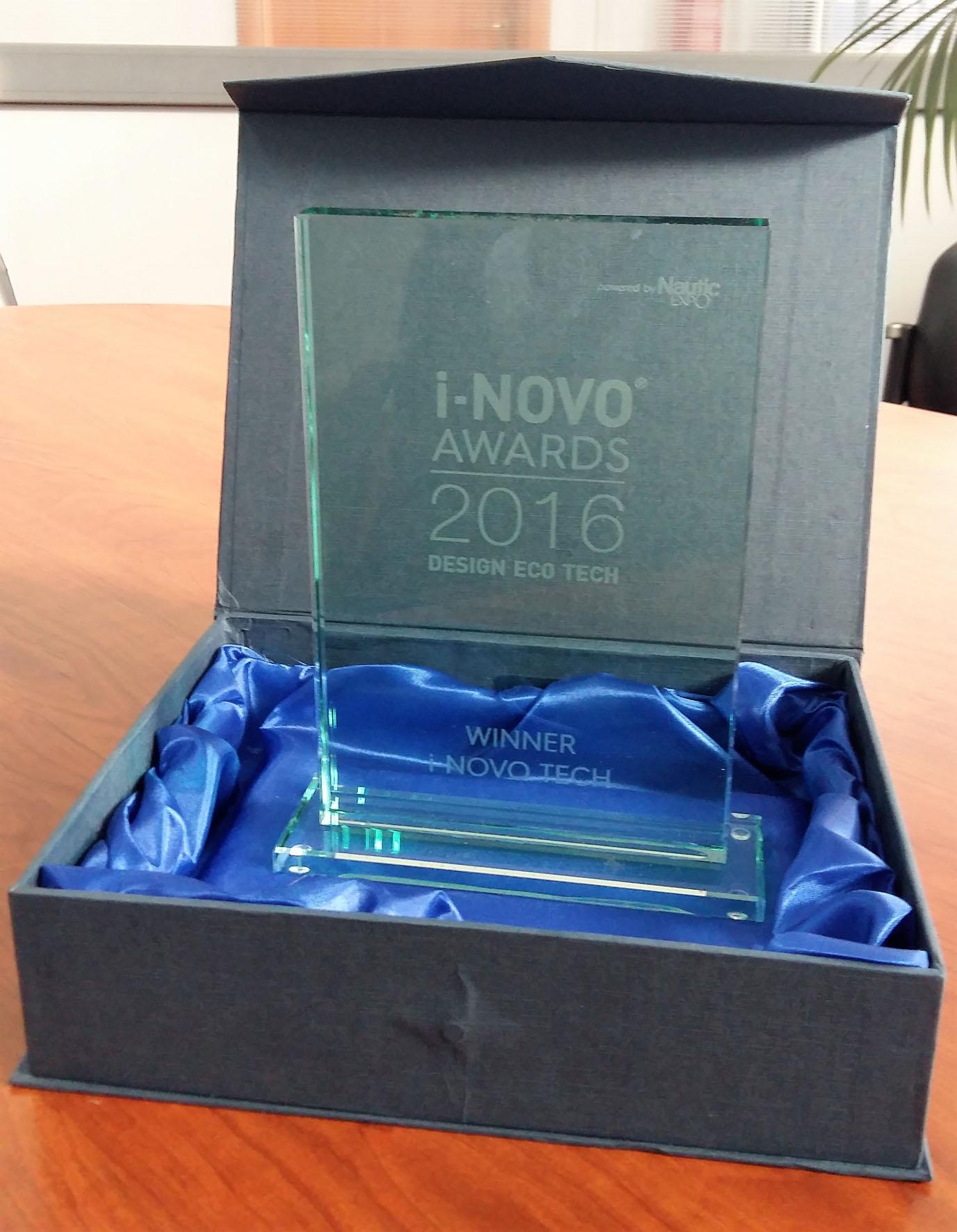 Il dissalatore schenker modular 300 conquista il premio i novo tech awards 2016 - Dissalatore prezzo ...