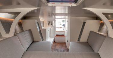 daycruiser cabinato Frauscher 1017 GT