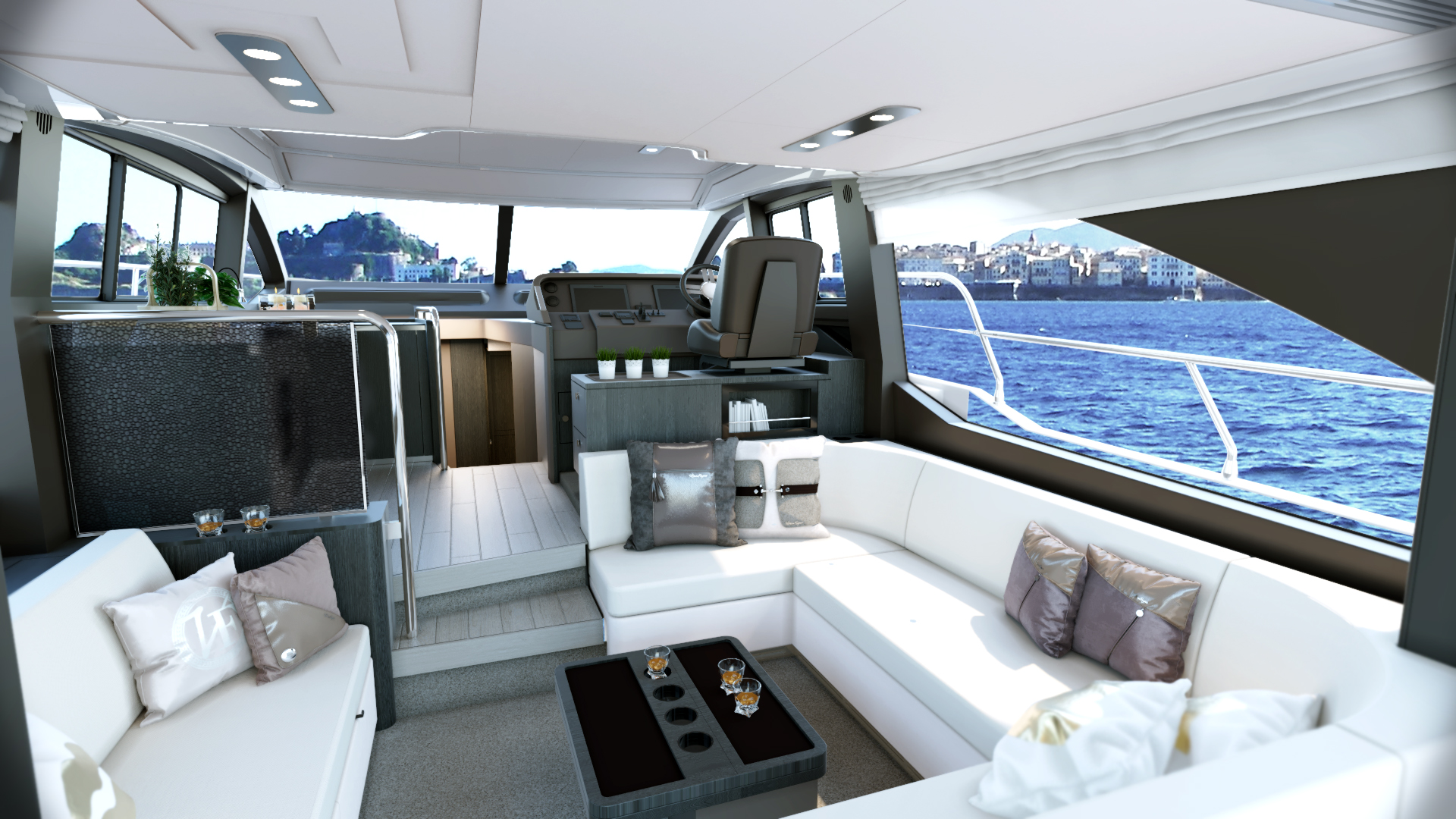 Azimut 50 Fly_New rendering_salon_light version (1)