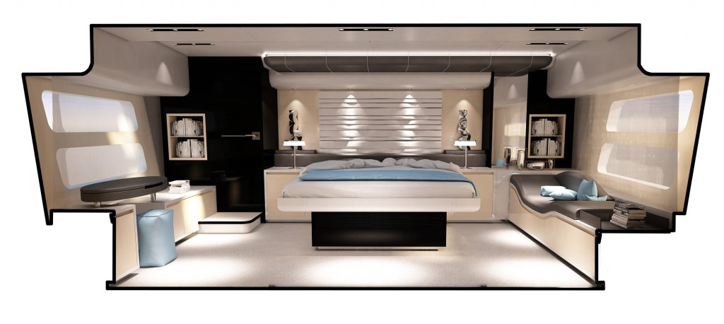 CANADOS 808 MAXIMUS Master Suite cut