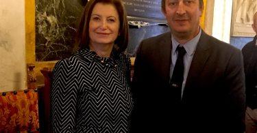 Carla Demaria e Francesco Ettorre_Giunta CONI