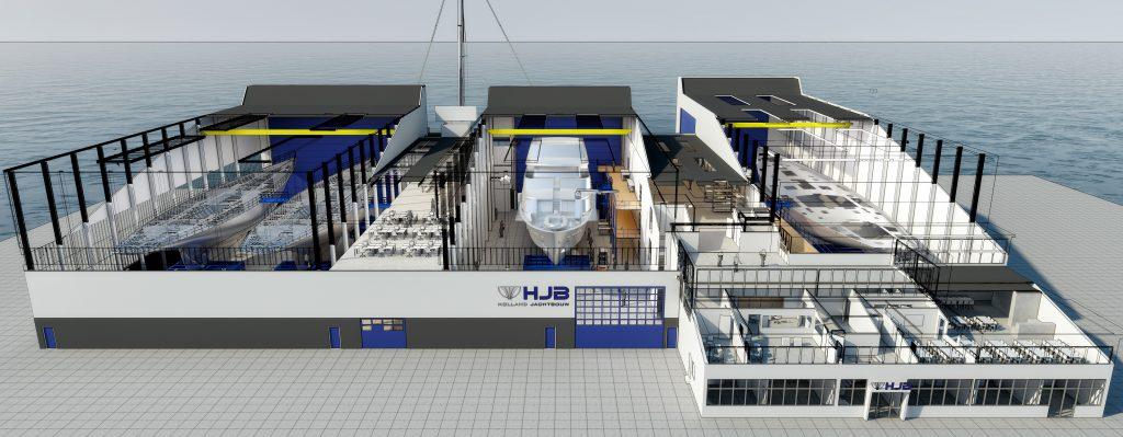 Royal Huisman - Holland Jachtbouw facilities 2c