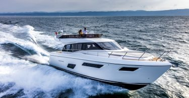 Ferretti Yachts 450 Yachts Miami Beach BS