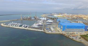 Benetti_Livorno shipyard