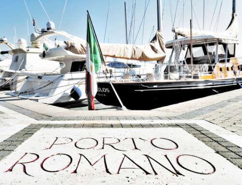 Porto Romano yacht club
