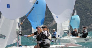 420 Junior Europeans, day 1-ph. E. Giolai 420 Junior Europeans, day 1-ph. E. Giolai