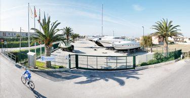 Porto Romano posti barca lazio
