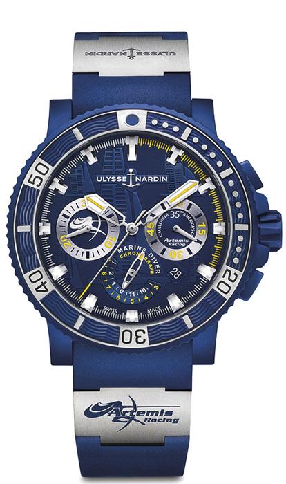 Ulysse-Nardin-Diver-Chronograph-Artemis-Racing-1