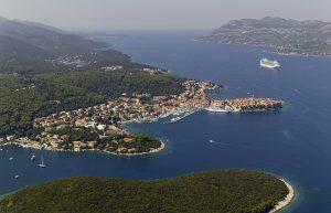 Marina Korcula porti turistici Croazia