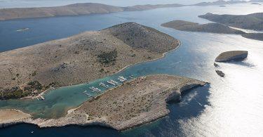 Marina Piskera Porti turistici croazia