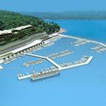 Marina Rovinj Porti turistici croazia