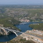 Marina Skradin Porti turistici croazia