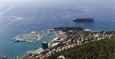 Marina Split Porti turistici croazia